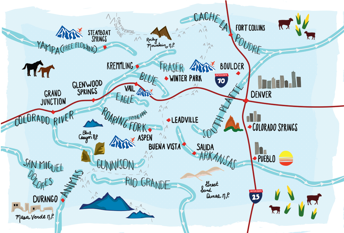 Do You Know Your Water Colorado American Rivers Medium