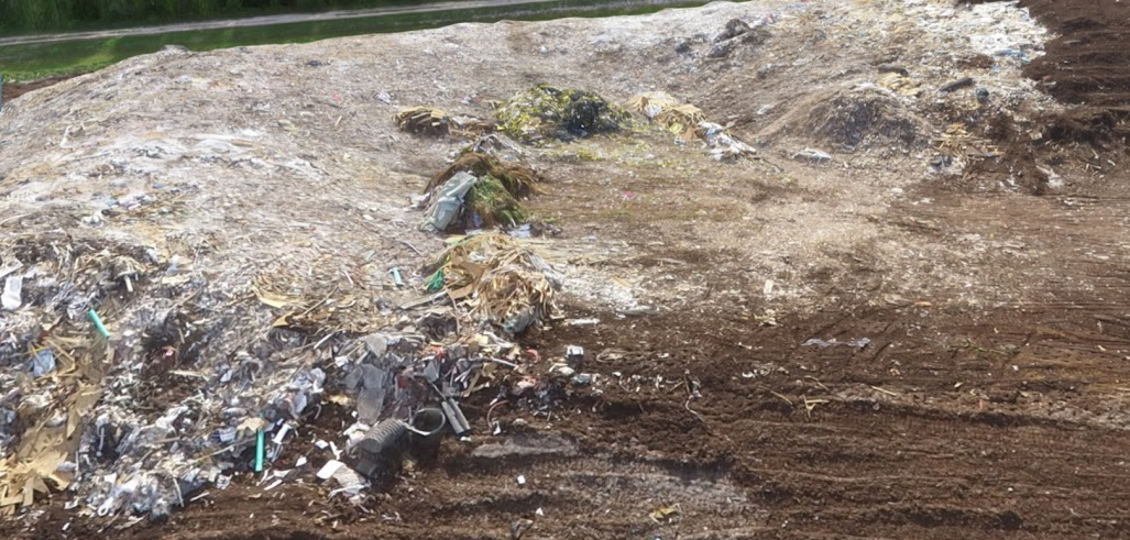 landfills save time and money with drone mapping dronedeploy s blog