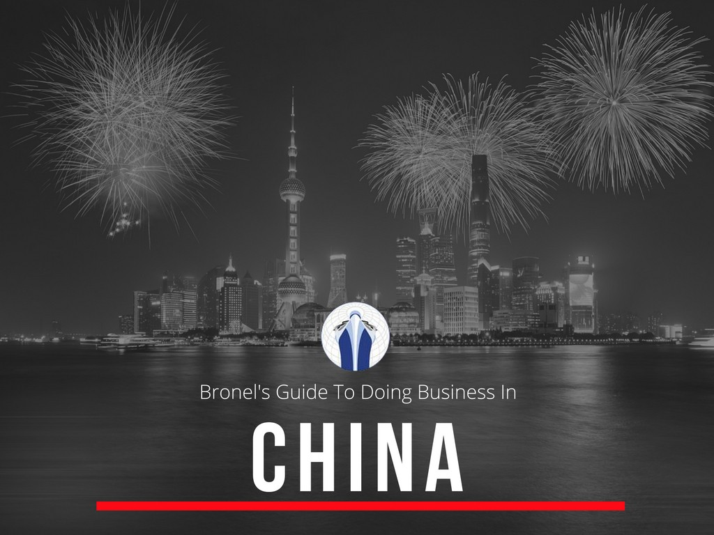 How To Do Business In China Bronel Group Ltd Medium