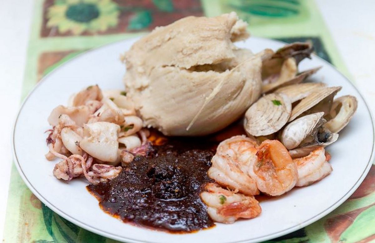 Recipes From Around The World Kenkey Fermented Maize