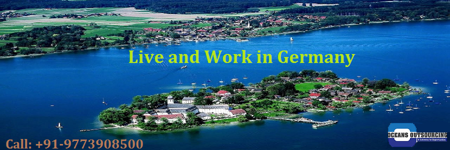 how to get german work visa