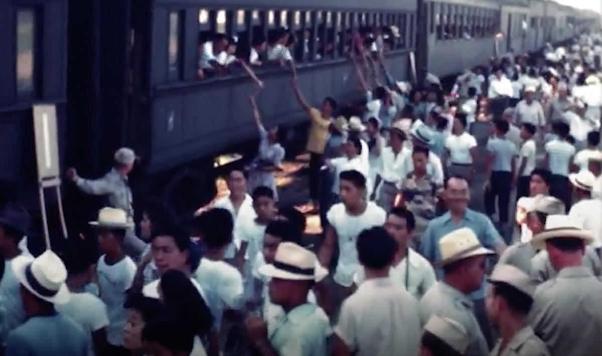 Watch This Unsettling Color Footage Shows A 1944 Japanese