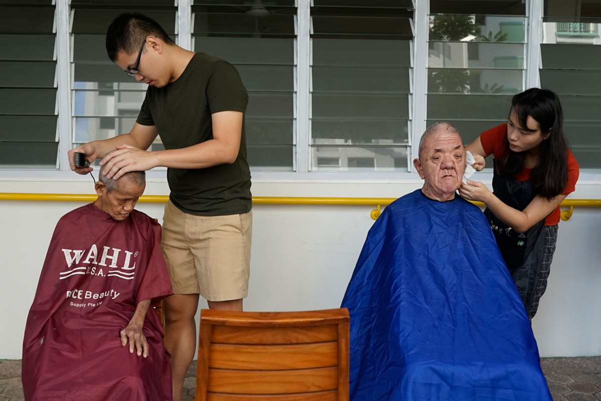 The first 100 haircuts are the hardest  – Geylang Adventures – Medium