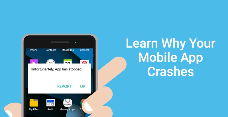 Learn Why Your Mobile App Crashes – Chetan Gosai – Medium