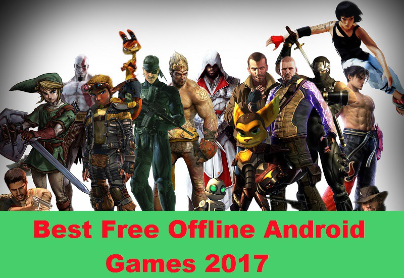 download best offline games for android