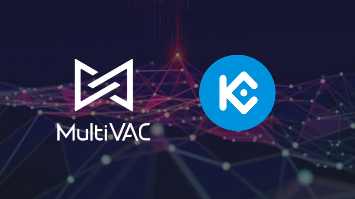 MultiVAC Partners With KuCoin For Their First Initial Exchange Offering
