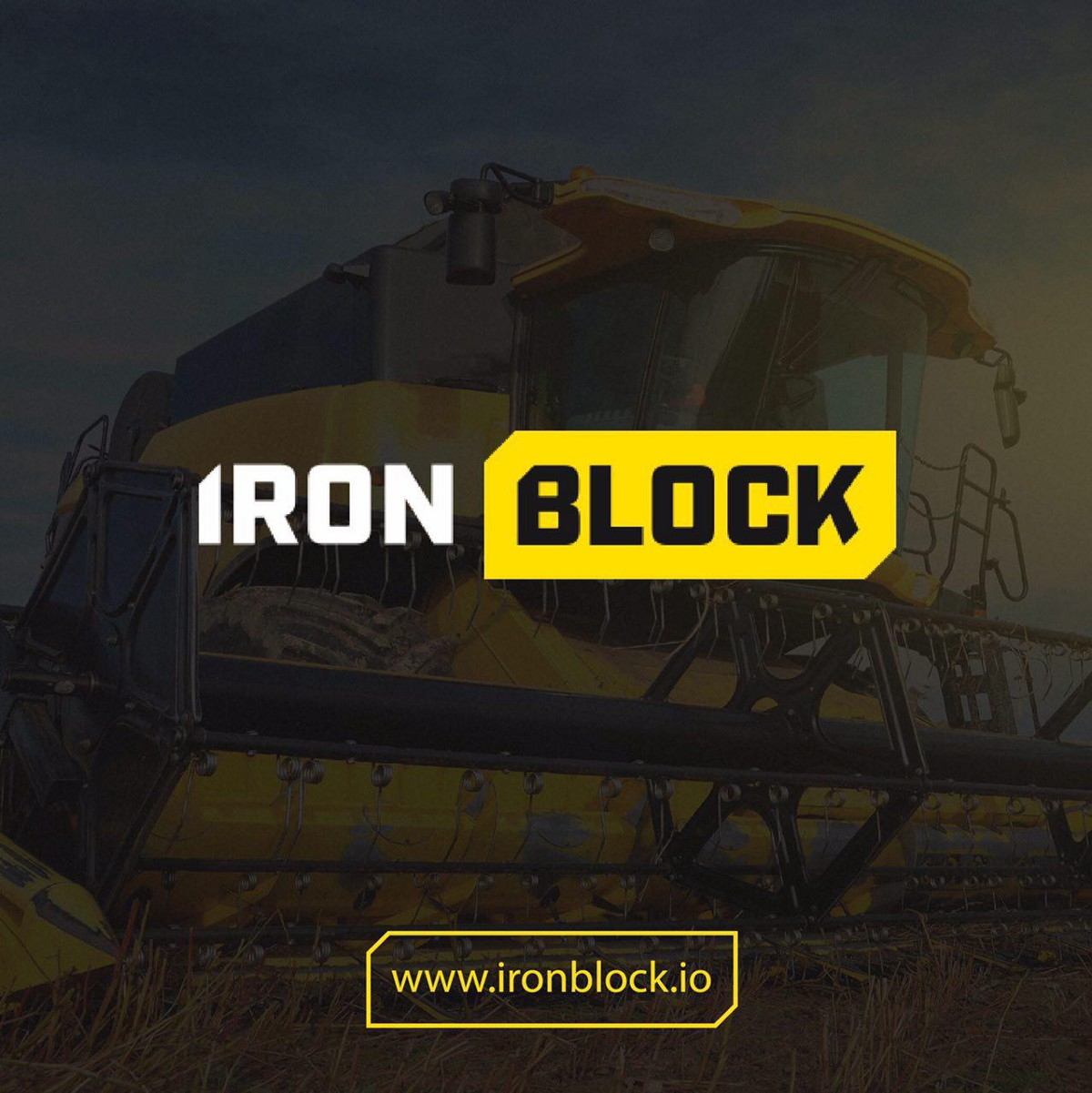 IRONBLOCK prepares for repackaging – Iron Block – Medium