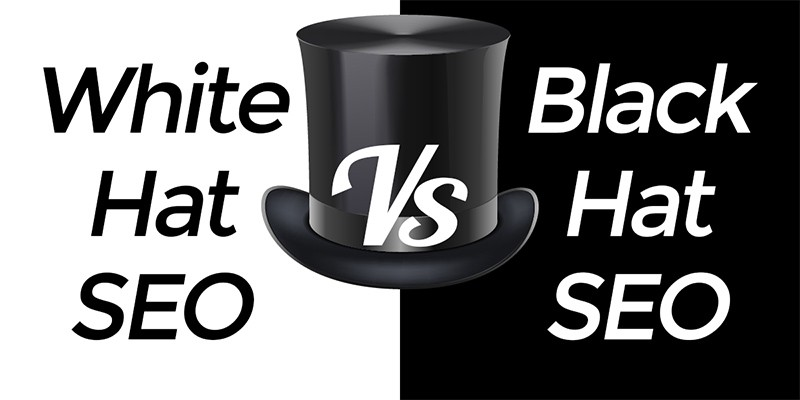 White Hat SEO vs  Black Hat SEO: What's the Difference?
