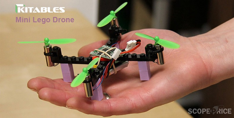 Kitables mini lego drone kit review scopeprice medium diy do it yourself mini lego drone kit elevates legos to the whole new level this mini lego drone kit gives you everything you need to build your own solutioingenieria Image collections