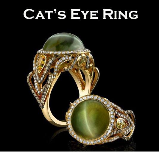 Gifts For 18th Wedding Anniversary: Cat's Eye Gemstone Best Wedding Gift For 18th Wedding