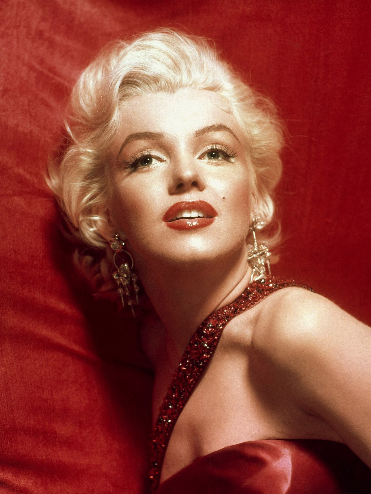 Marilyn Monroe was a movie icon by the time of her death in 1962 (credit: 1950sUnlimited)