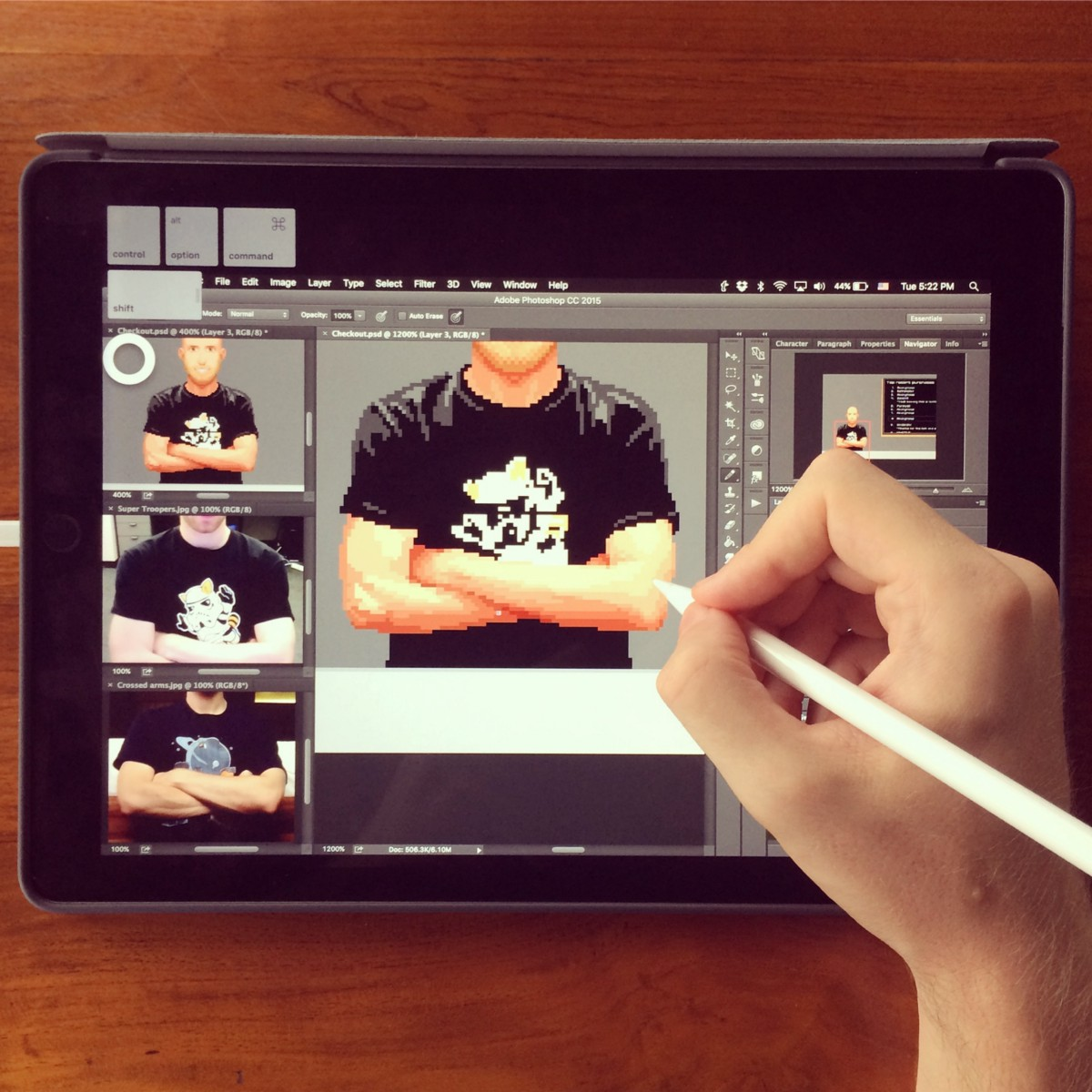 Life With The Ipad Pro And Apple Pencil Practical Pixels