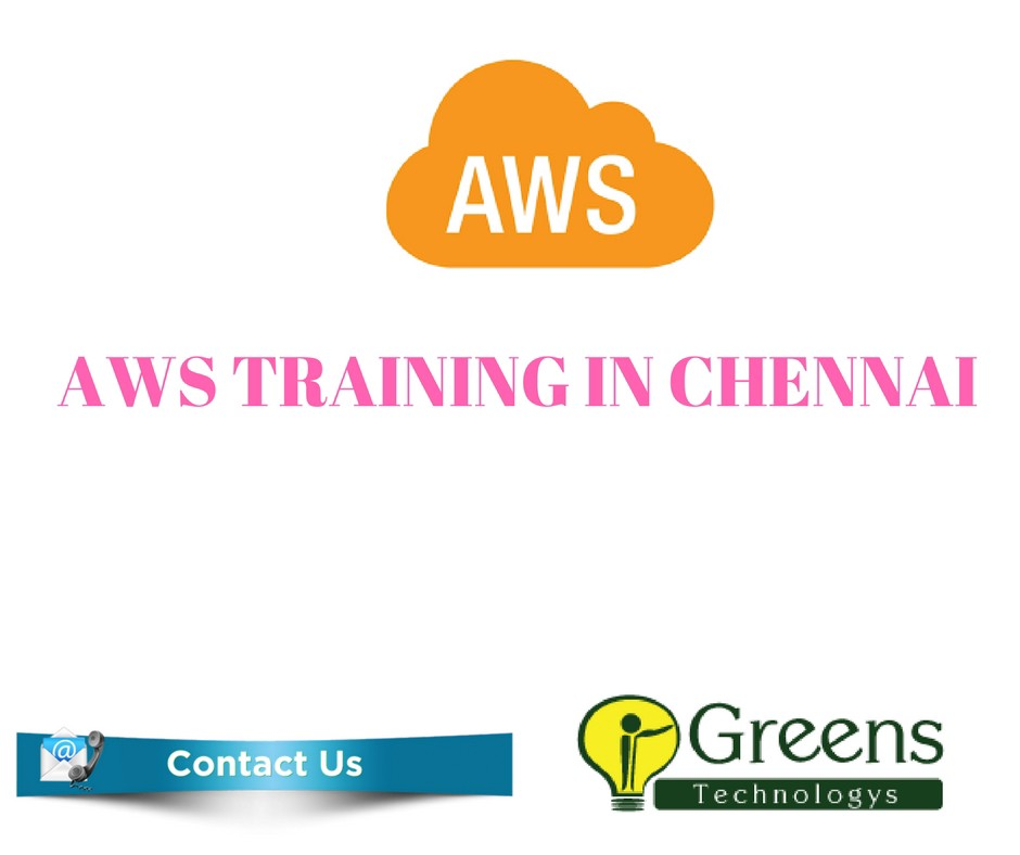 what is the best institute to learn AWS in Chennai?
