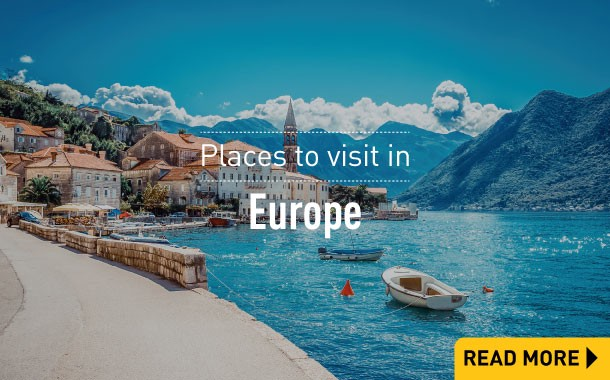 Amazing Places To Choose For Your After Wedding Destination In Europe