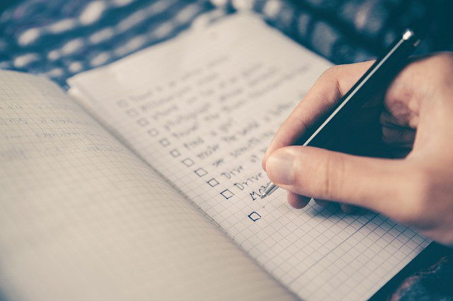 the 17 step checklist for starting your new business