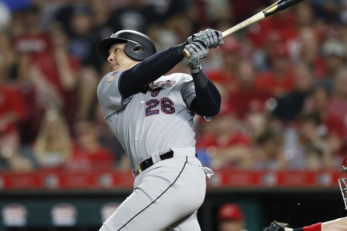 1e7779308 ... with six home runs and nine RBI since returning from the DL…Yoán  Moncada ranks third among all American League second basemen with 33  extra-base hits.