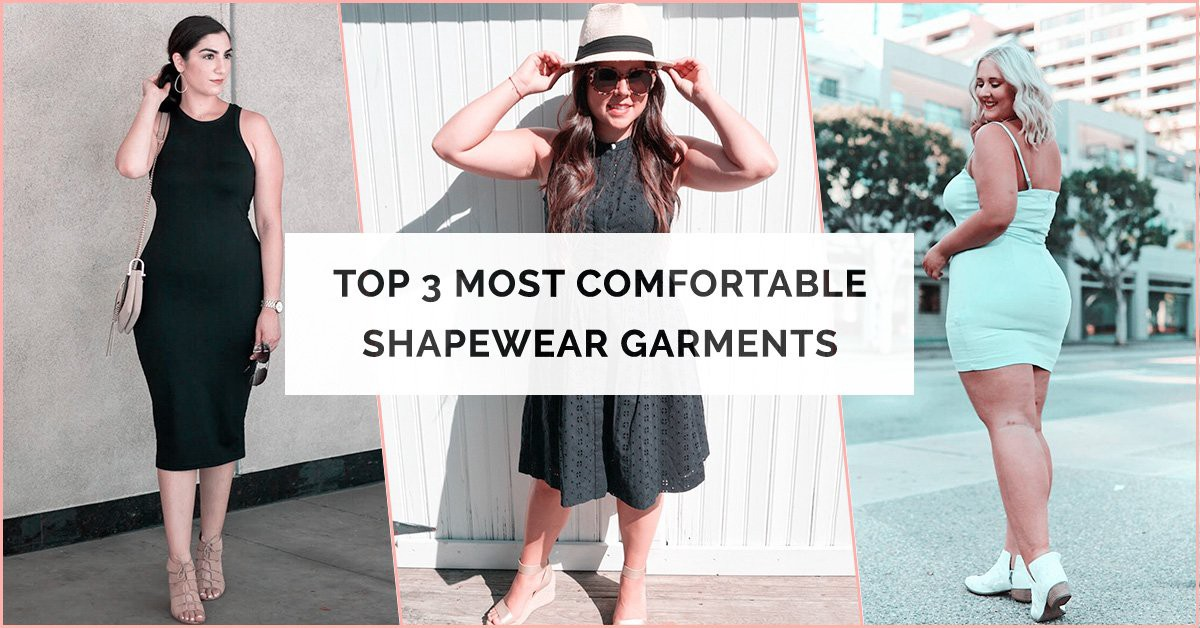 44c627cf5307a We all know the horror stories — and most of them revolve around how  uncomfortable shapewear can feel. It s gotten so bad that