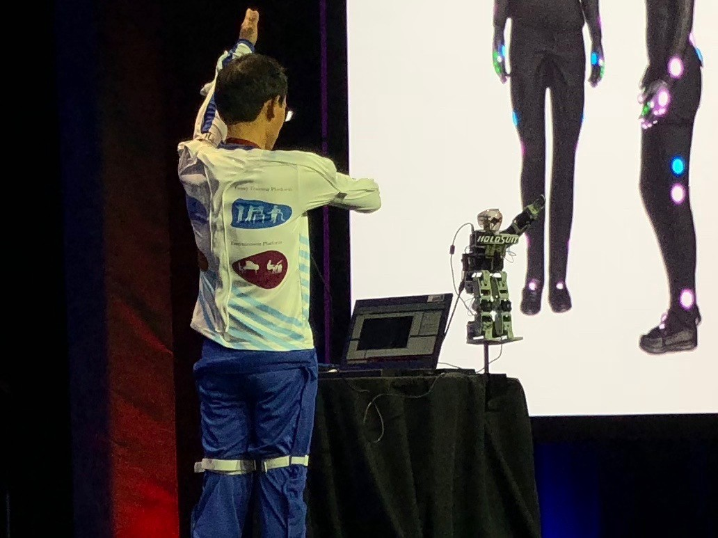 Motion Capture Suits, Augmented Hearing, Social VR, and More