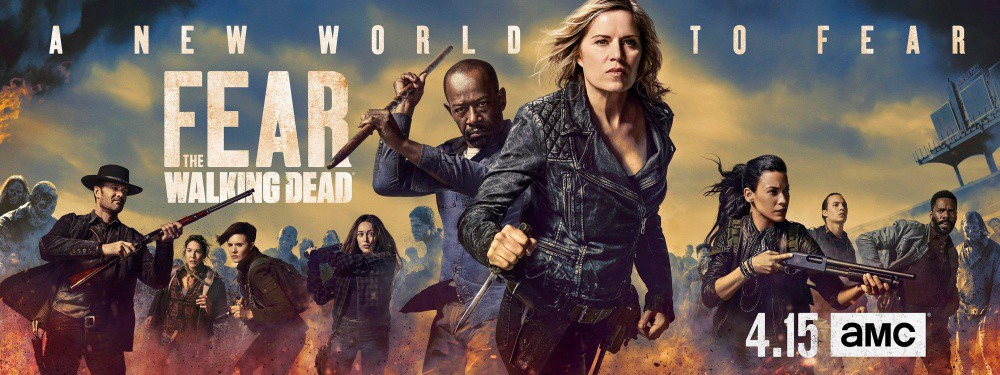 El trailer de la 4ª temporada de \'Fear the Walking Dead\' desvela el ...