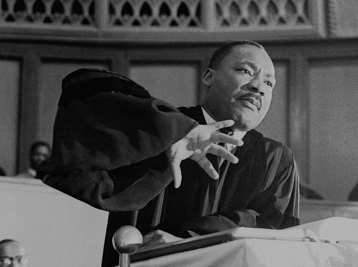 a description of the king martin luther jr a american clergyman and nobel prize winner Martin luther king, jr was an african-american clergyman who advocated social change through non-violent means martin luther king, jr was pastor of the dexter avenue baptist church in montgomery, alabama from 1954-59 martin luther king won the 1964 nobel peace prize.