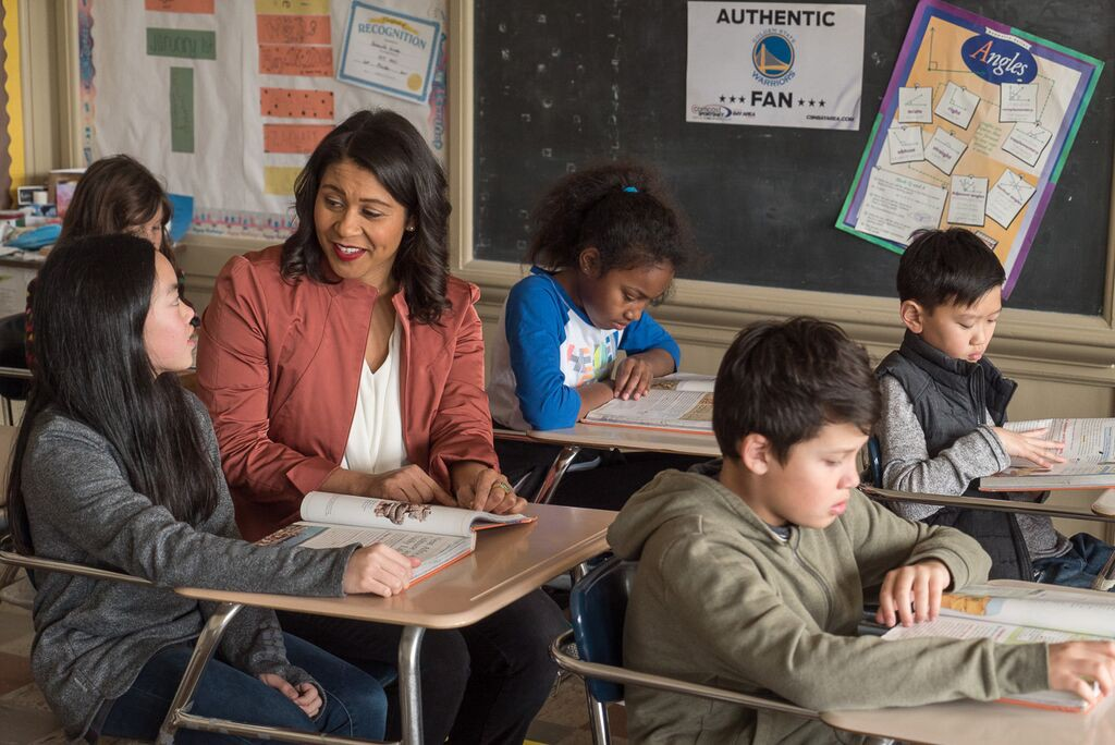 Making Our Schools Worthy Of Their Students London Breed Medium