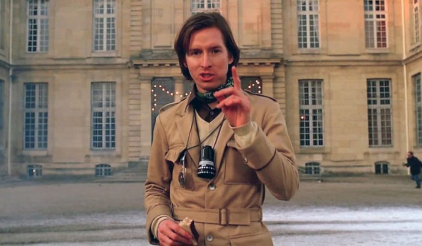 The Grand Budapest Hotel, directed by Wes Anderson.