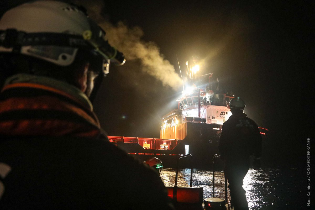 AYS Daily Digest 21/3/18: The last civil rescue ship in the central Mediterranean