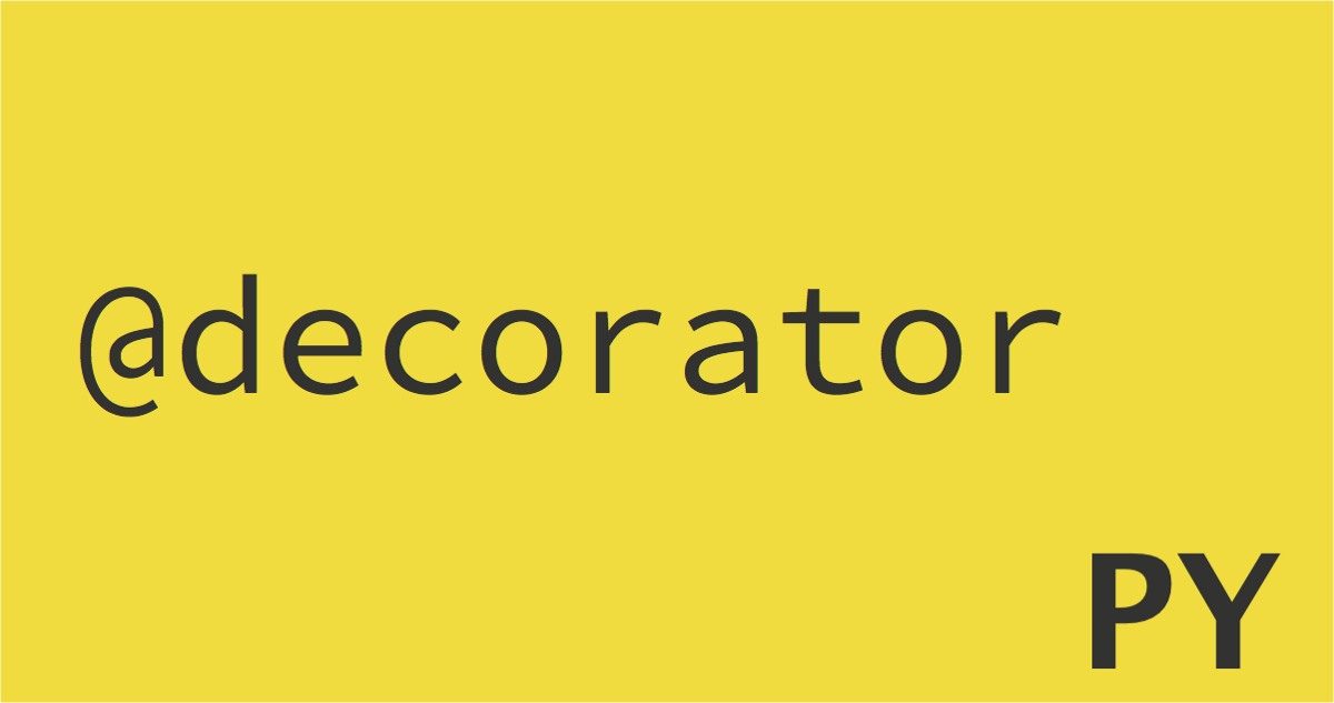 Python decorator to measure the execution time of methods for Decorator python