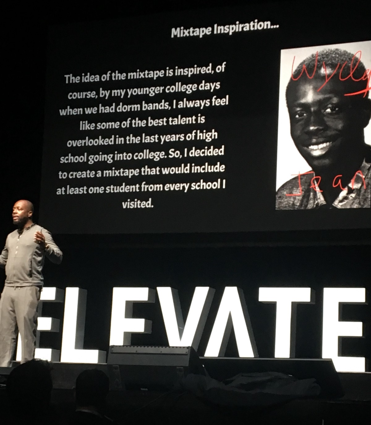 Wyclef Jean S Message To Canadian Tech Leaders Discover