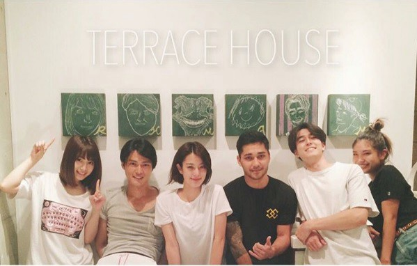 Terrace house the definitive ranking nick kucera medium for Terrace japanese show