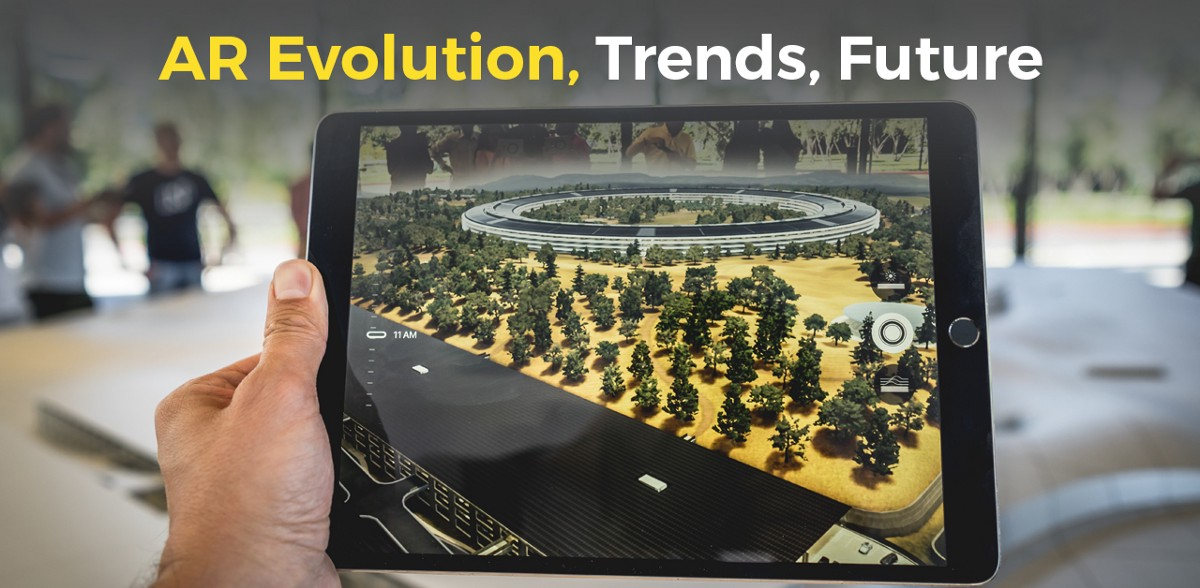6e0969a75858 Augmented Reality (AR) Trends: The Past, Present & Future Predictions For  2019