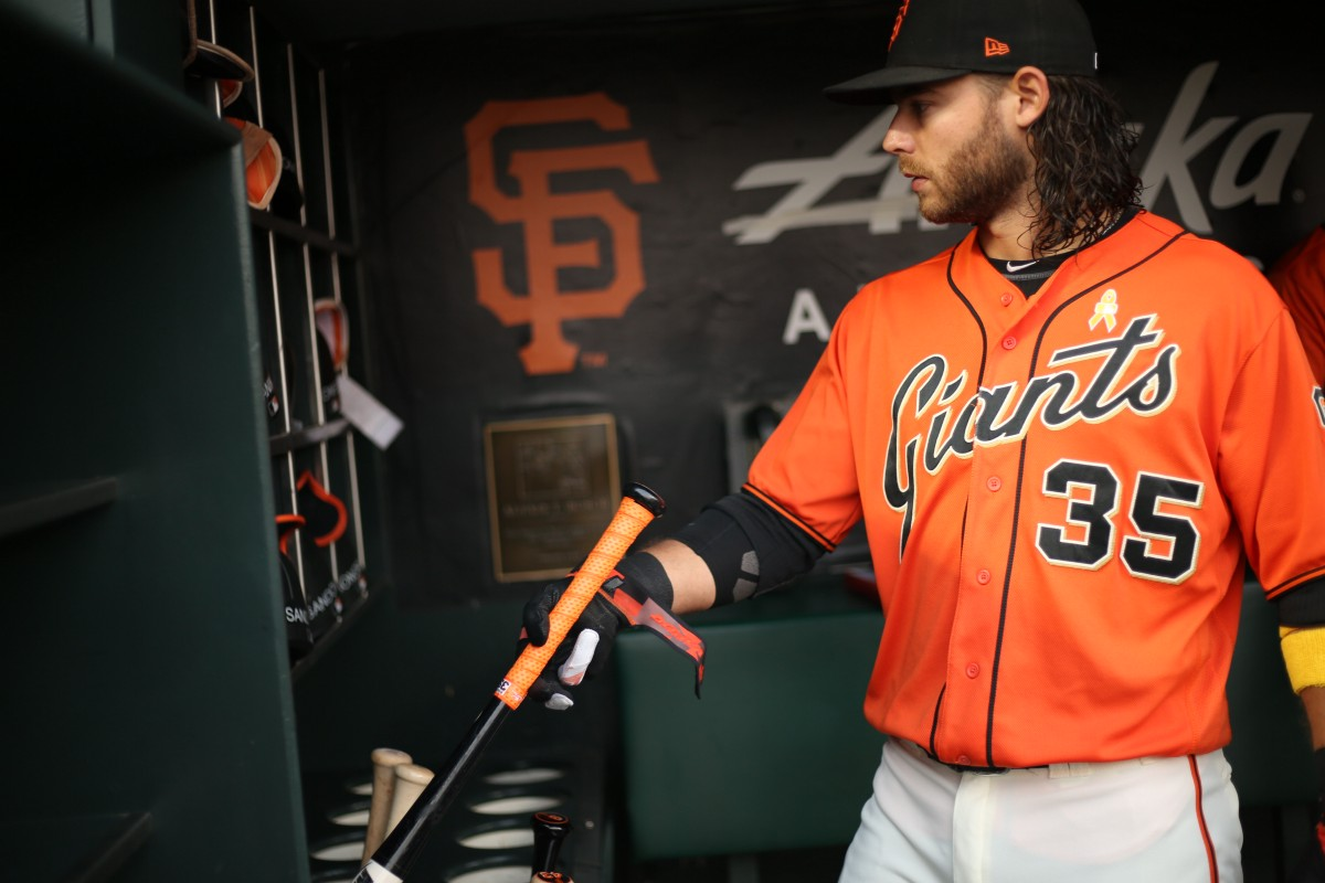 Subtle Art of Fixing a Swing — Brandon Crawford – Splash Hits