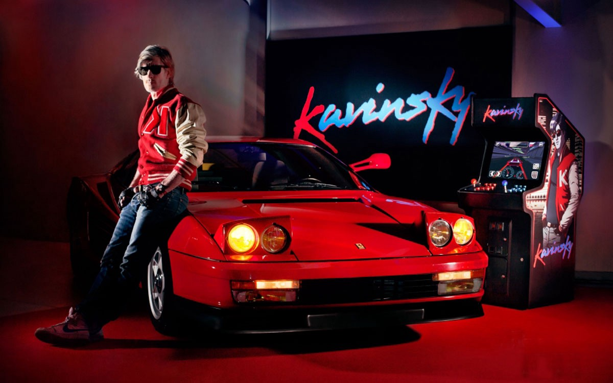 Lamborghini Los Angeles >> Taking a ride with Kavinsky – Songful – Medium