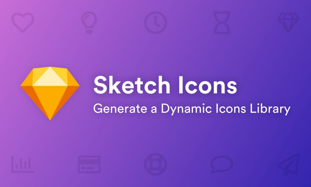 Introducing Sketch Icons