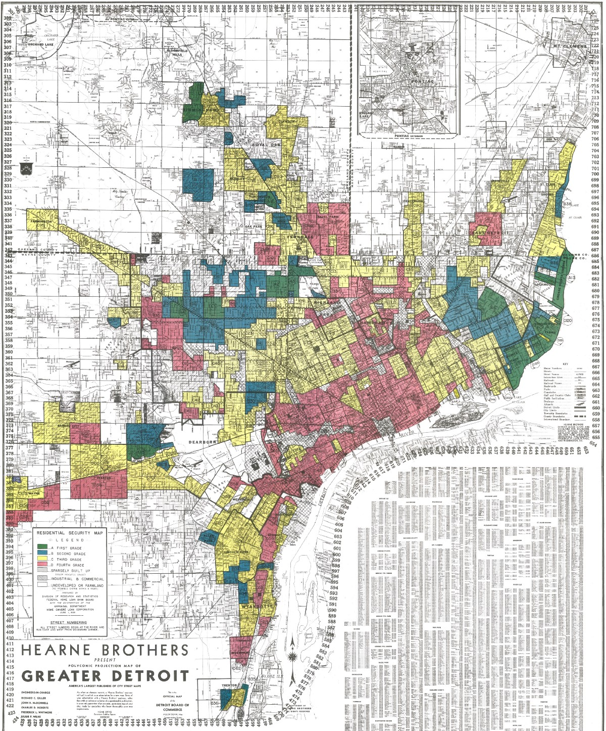 Until 1968 The Racist Pretext To Write Off Entire Neighborhoods As Hazardous Was Not Only Norm But Completely Legal