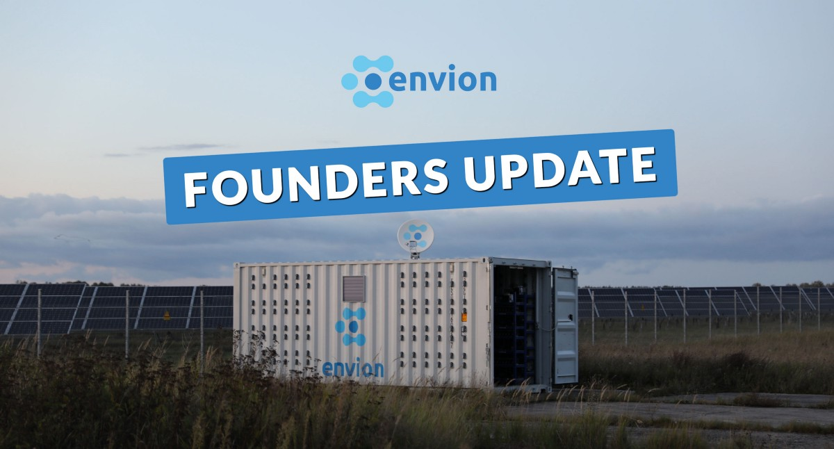 Founders sue Envion CEO Matthias Woestmann's Corp. for world's first analogue ICO hacking