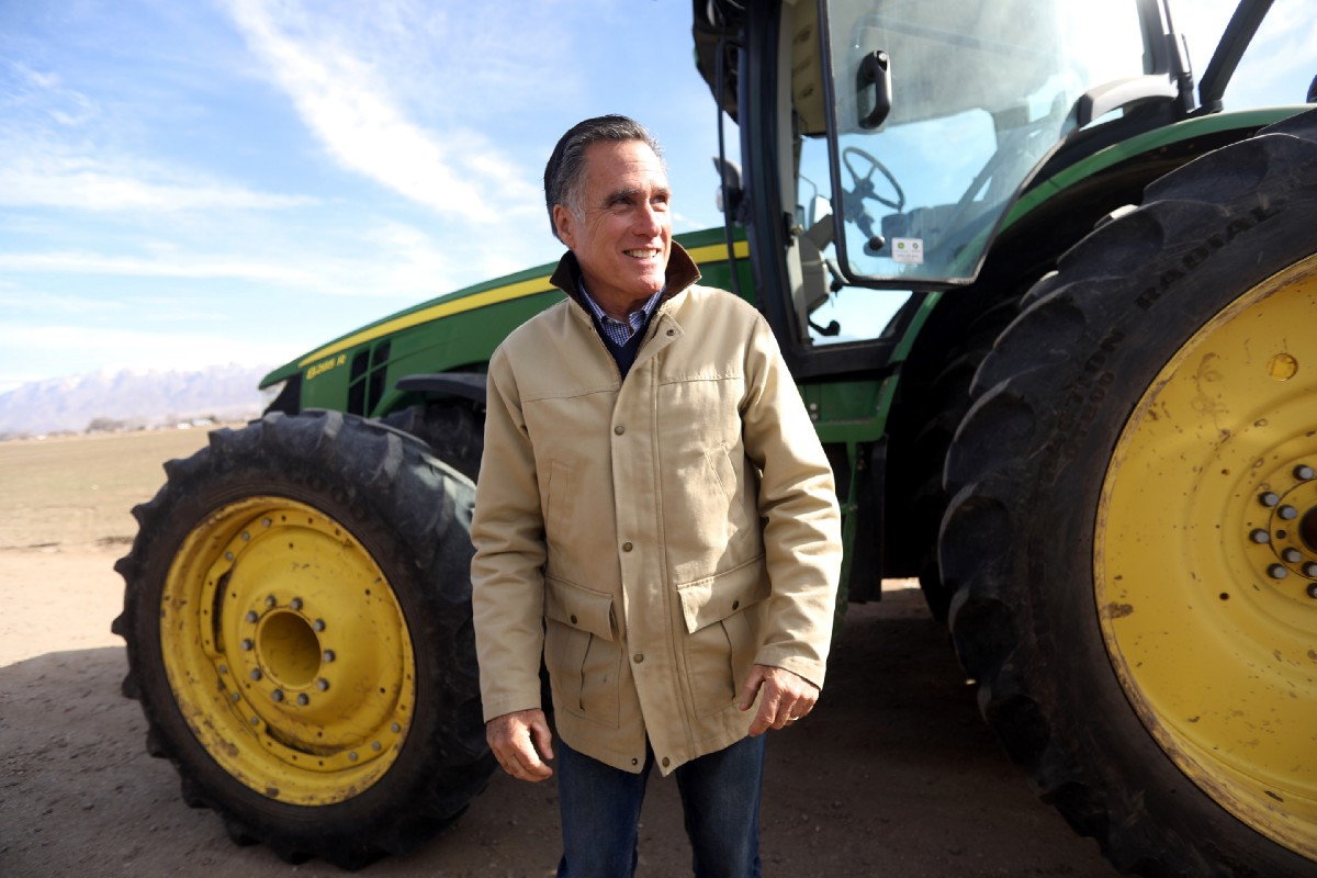 How Mitt Romney could wind up running the United States