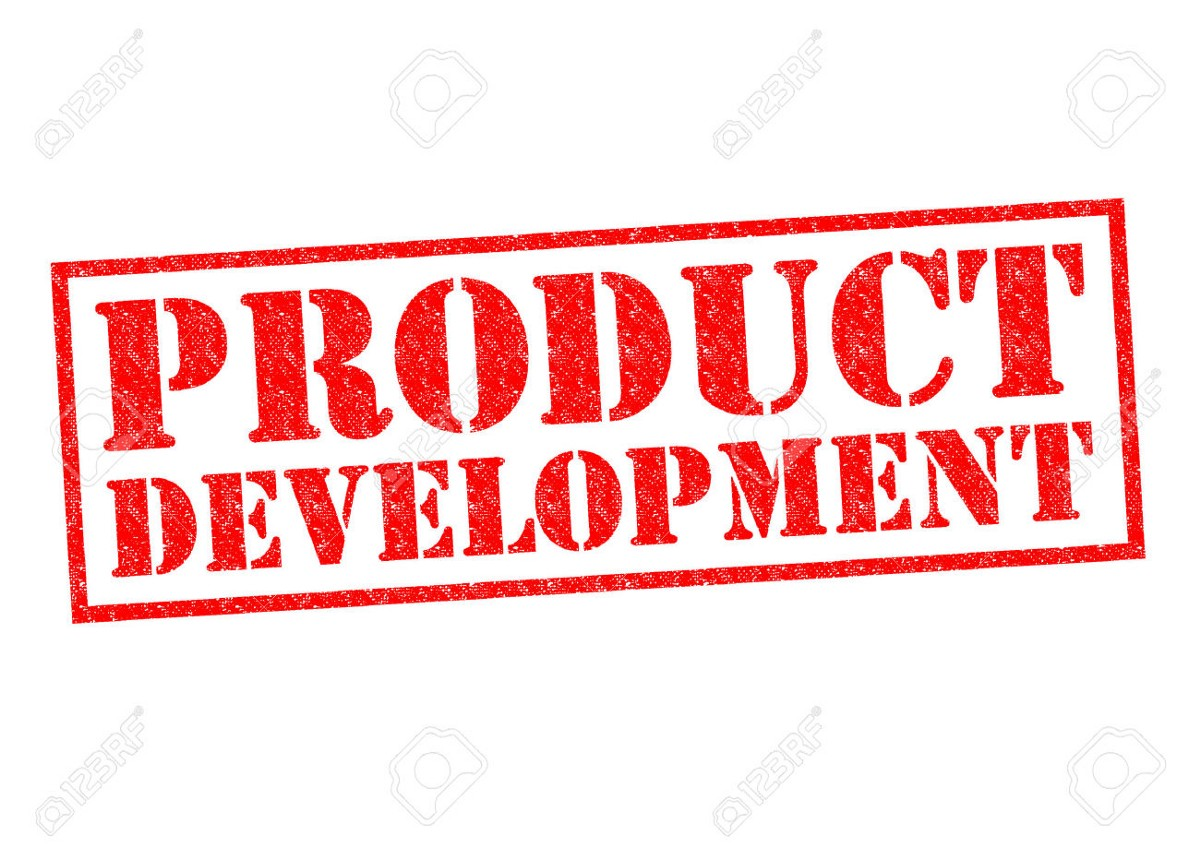 Product development phases explore expand extract for Product design development