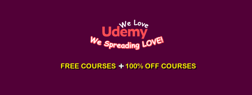 UDEMY DISCOUNT COUPON 2019