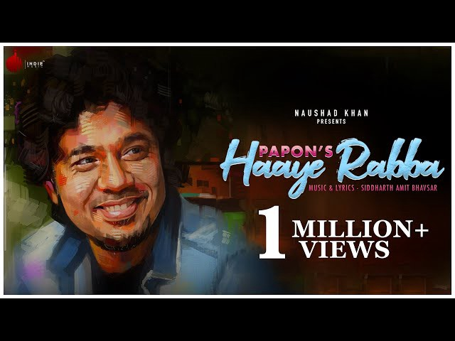 Papon Haaye Rabba Lyrics