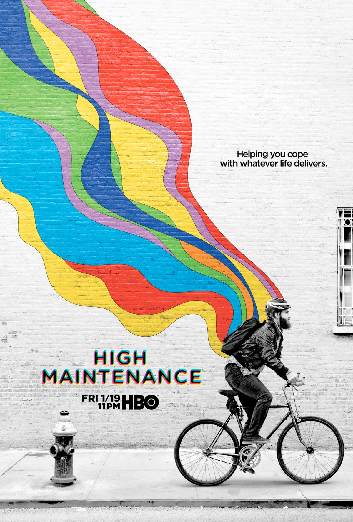 High Maintenance Serie