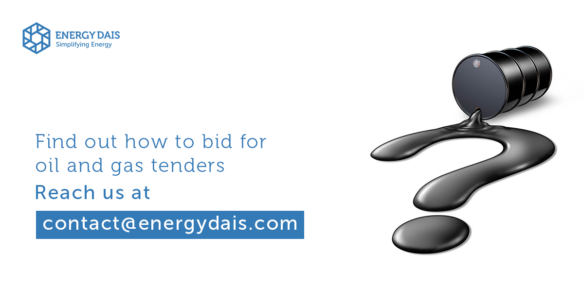 How to bid for Oil and Gas tenders in India? – Energy Dais – Medium