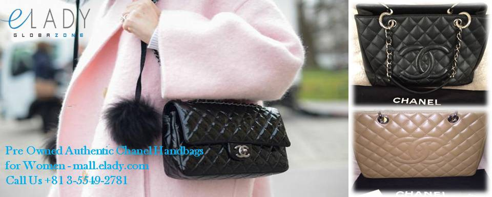 Authentic Chanel Bags For
