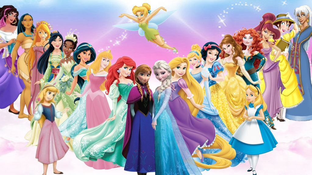 6887ae999c7 Disney Princess Movie  Gender Roles and Stereotypes