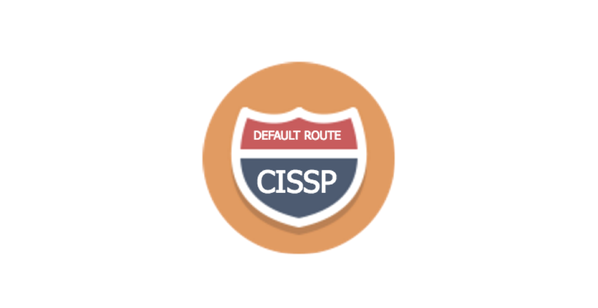 Default Route To Cissp 108bots