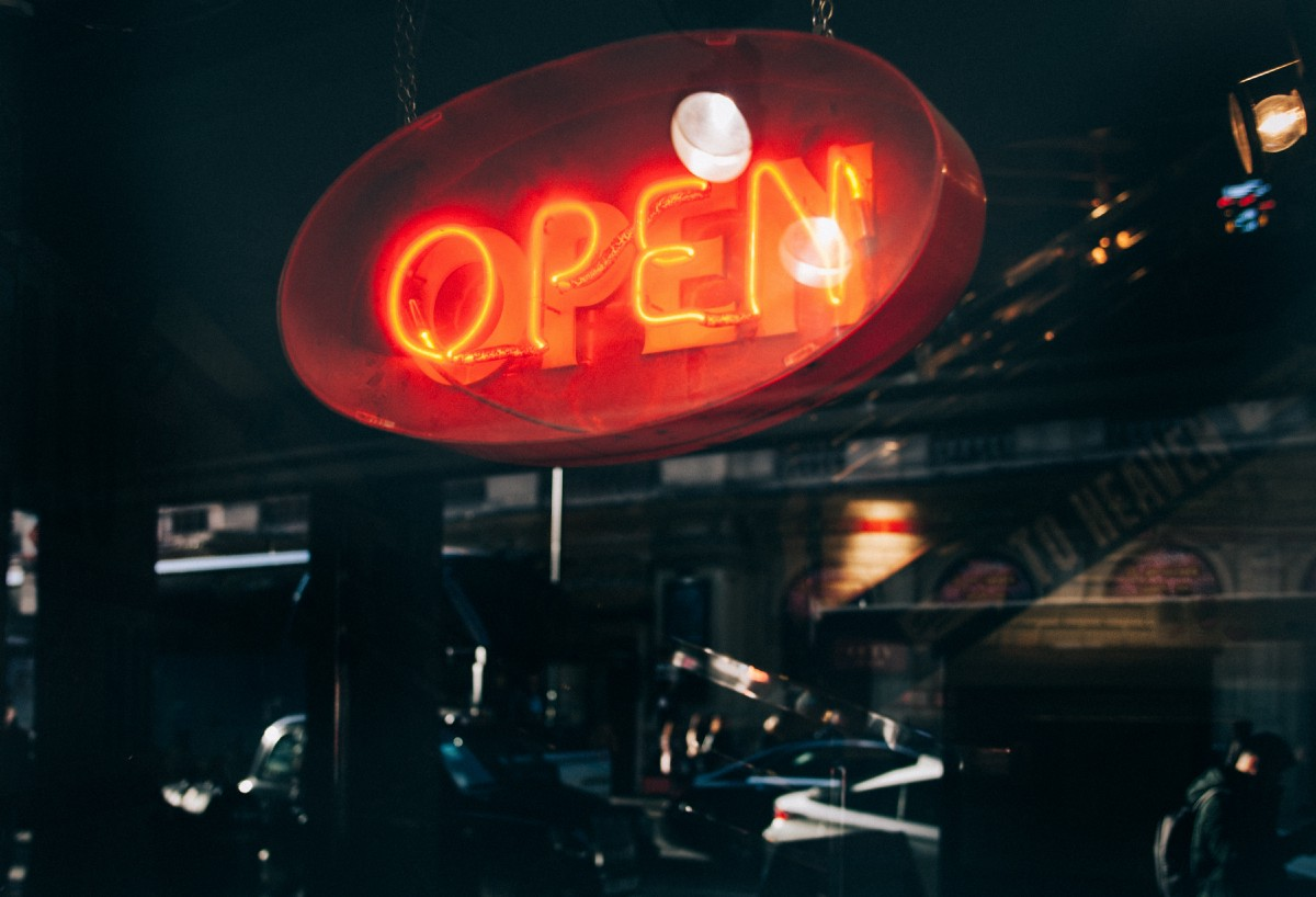 Is 'Open by Default' too high a bar?