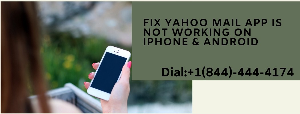 yahoo mail app not working on iphone