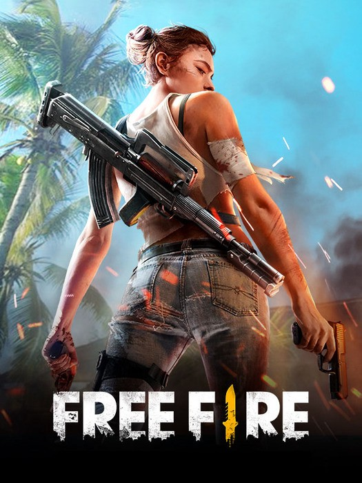 The Weapons In Free Fire Are Actually Similar To PUBG Mobile Even Though Free  Fire Has Lesser Weapons Than PUBG Mobile