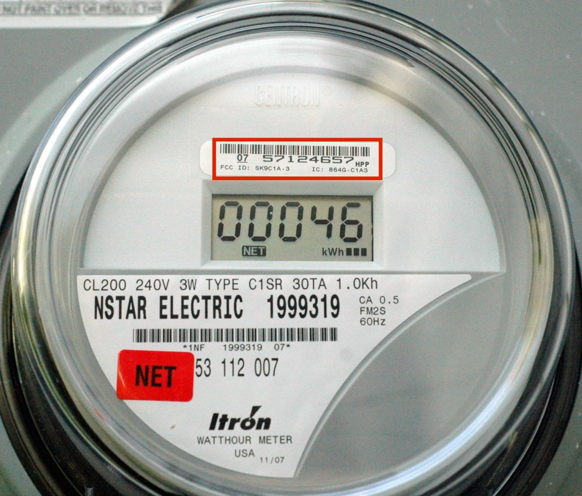 Residential Electric Meters