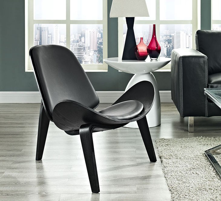 BA Stores Also Present Its Own Interpretation Of Hans Wegner Shell Chair.  Here You Can Find Carefully Constructed Reproductions Of Shell Chair  Offered In ...